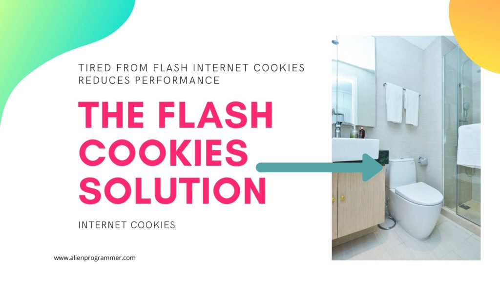 internet flash cookiess