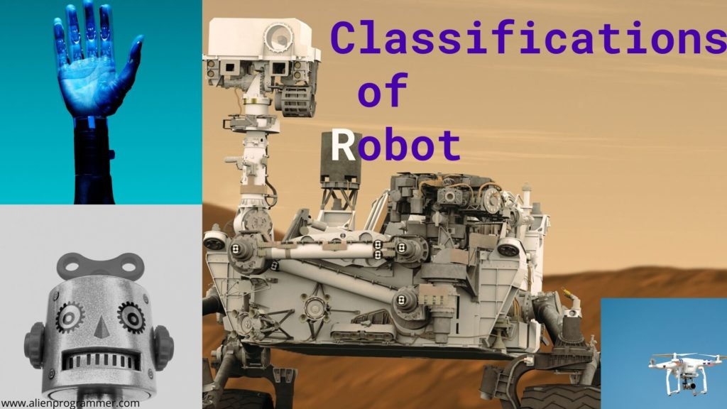 Classification Of Robots